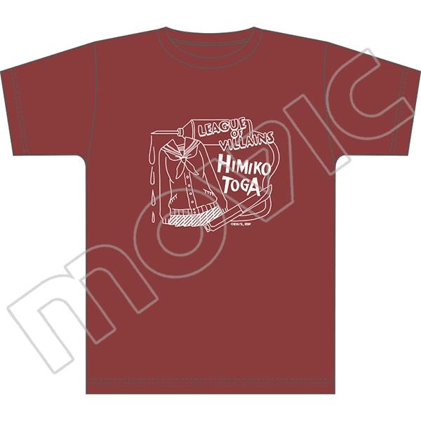 僕のヒーローアカデミア ヒーローTシャツ トガ