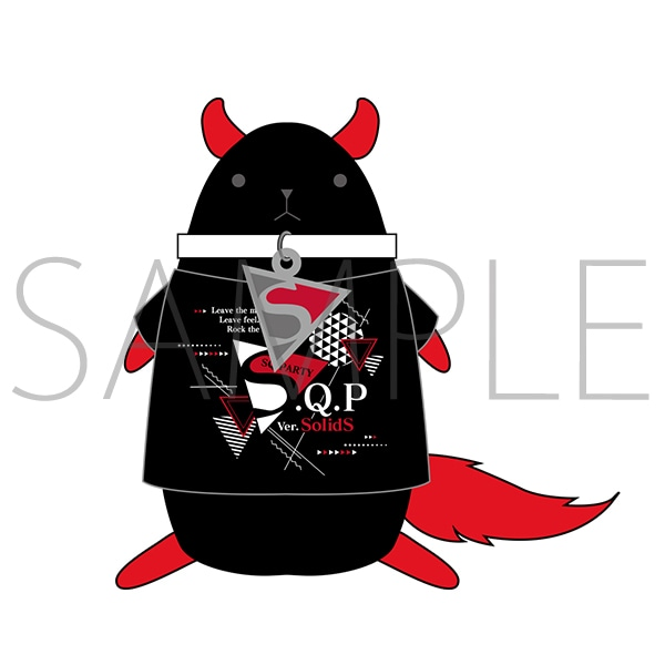 【受注生産】S.Q.P SolidS Ver. Lizz(SQPバージョン・ライブTシャツ)
