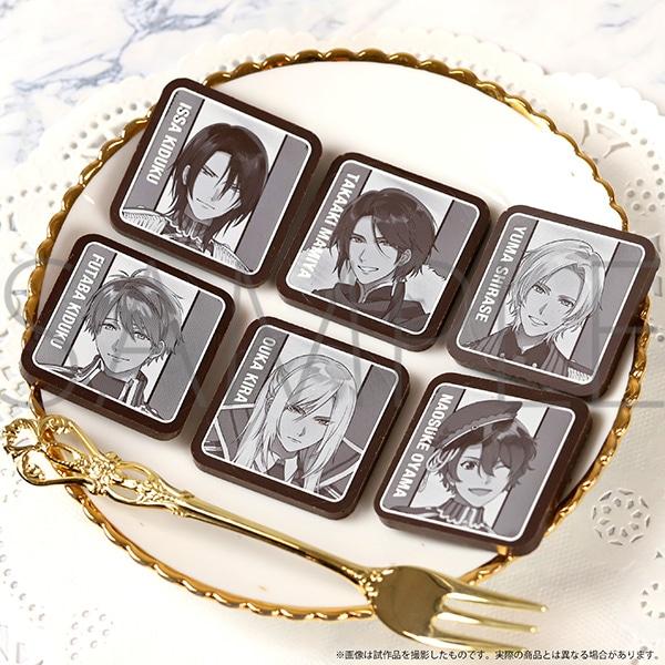 TSUKIPRO SHOP in HARAJUKU 「TSUKINO Sweets Kingdom」 プリントチョコ VAZZY
