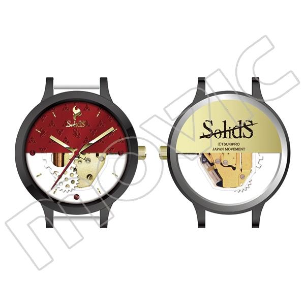 SQ 腕時計 SolidS【受注生産商品】