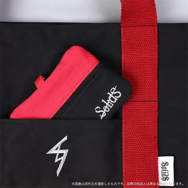 SQ 2wayトートバッグ SolidS