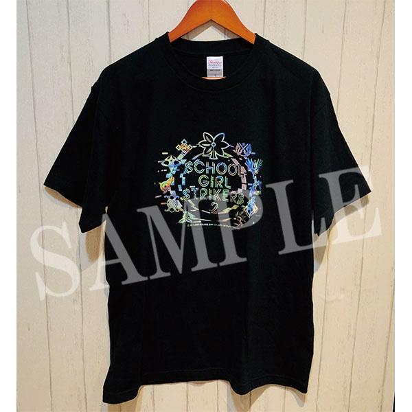 スクールガールストライカーズ2 Tシャツ
