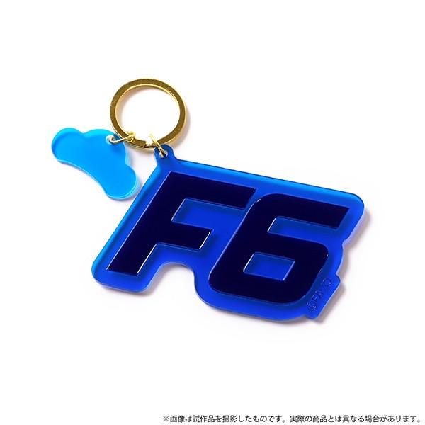 おそ松さん クリアタグキーホルダー カラ松F6