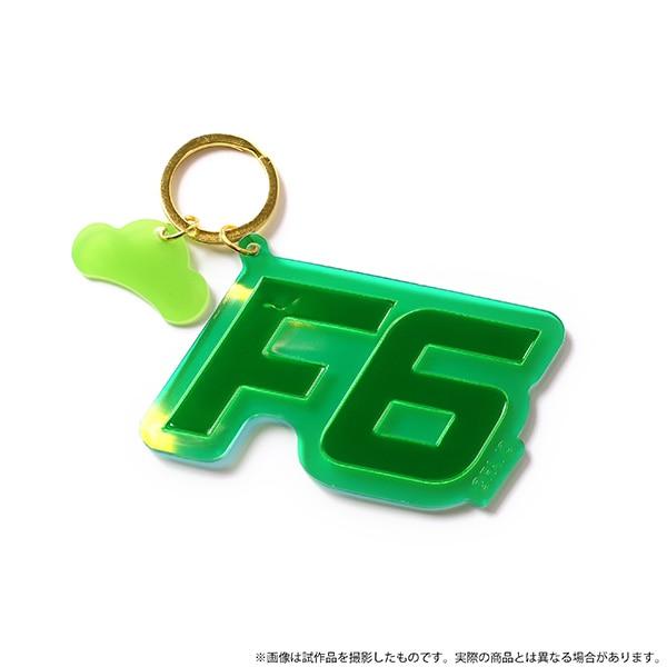 おそ松さん クリアタグキーホルダー チョロ松F6