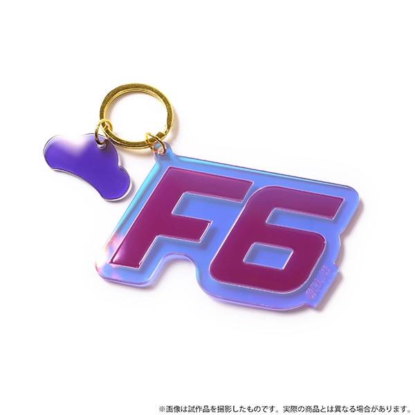 おそ松さん クリアタグキーホルダー 一松F6