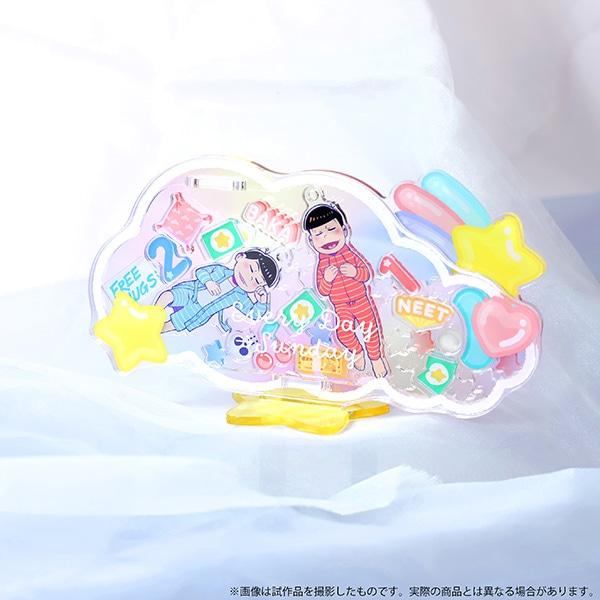 おそ松さん カスタマニアピース EveryDay→Sundayおそ松&カラ松【受注生産商品】