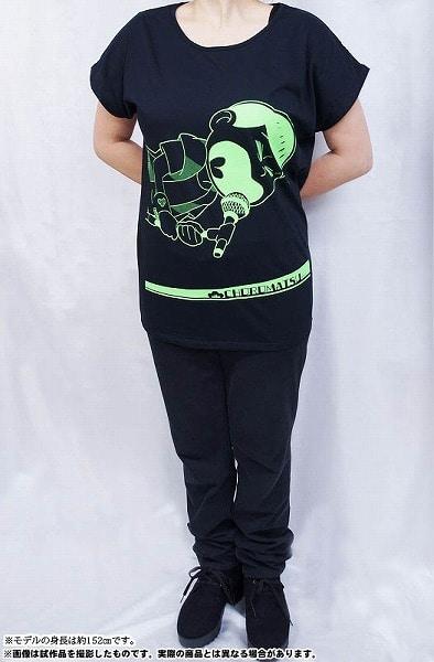 おそ松さん Tシャツ C:チョロ松