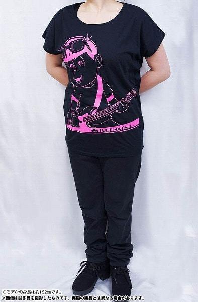 おそ松さん Tシャツ F:トド松