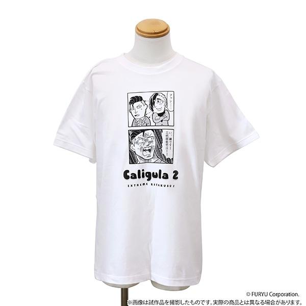 Caligula2-カリギュラ2- Tシャツ エクストリーム帰宅部2 E