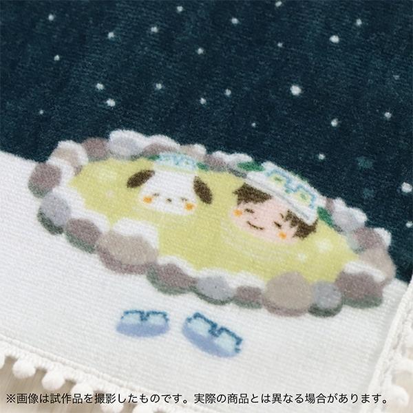 ユーリ!!! on ICE ハンドタオル 勇利 ユーリ×サンリオ