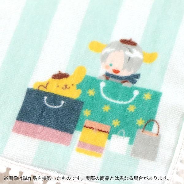 ユーリ!!! on ICE ハンドタオル ヴィクトル ユーリ×サンリオ