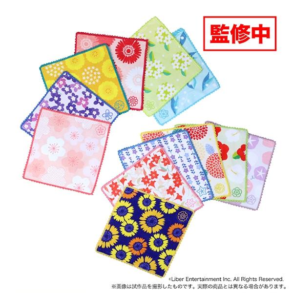 A3! ハンドタオルコレクション 春組&夏組