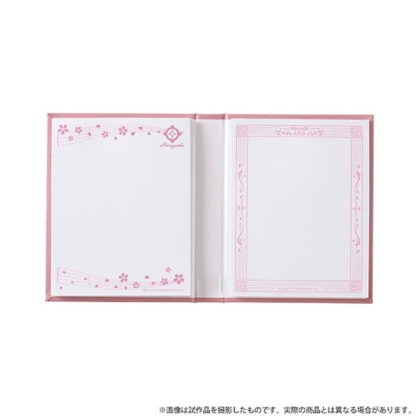 A3! ブックメモ帳 第六回公演 春組