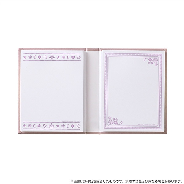 A3! ブックメモ帳 第六回公演 夏組