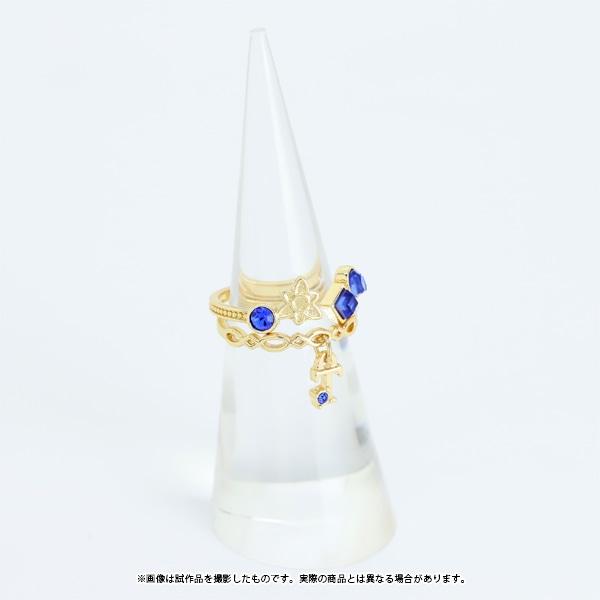 A3! 2連リング 紬【受注生産商品】