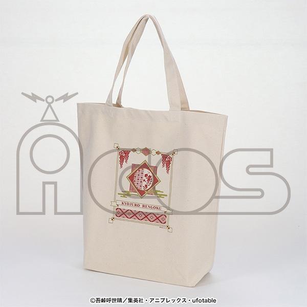鬼滅の刃 トートバッグ 煉獄杏寿郎