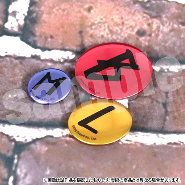 ヒプノシスマイク -Division Rap Battle- YAMADA Brothers'缶バッジセット 3個入り