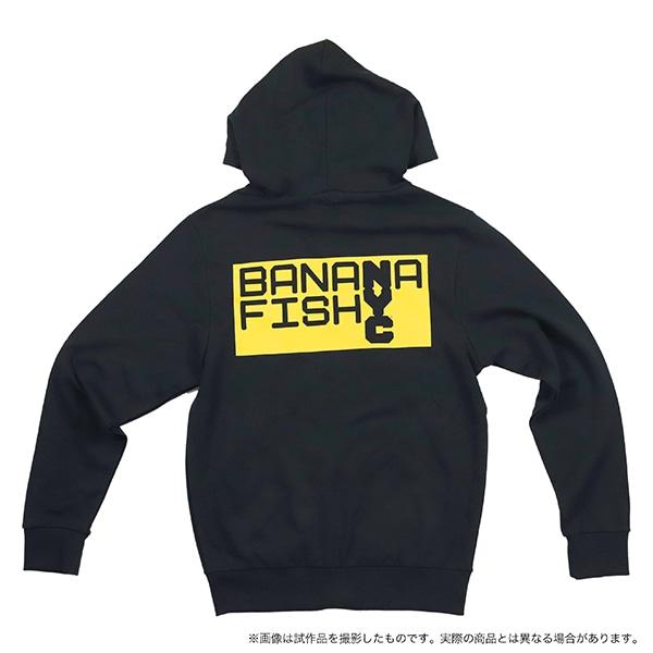 BANANA FISH パーカー NYC