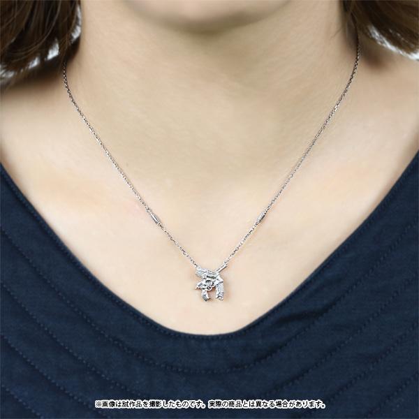 DOUBLE DECKER! ダグ&キリル MOVIC×U-TREASURE バディネックレス K18WG【ムービック通販限定】
