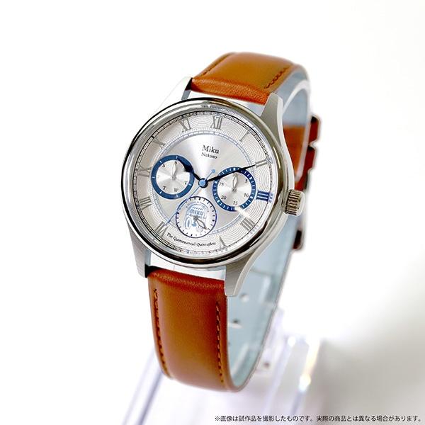 五等分の花嫁∬ 腕時計 三玖【受注生産商品】