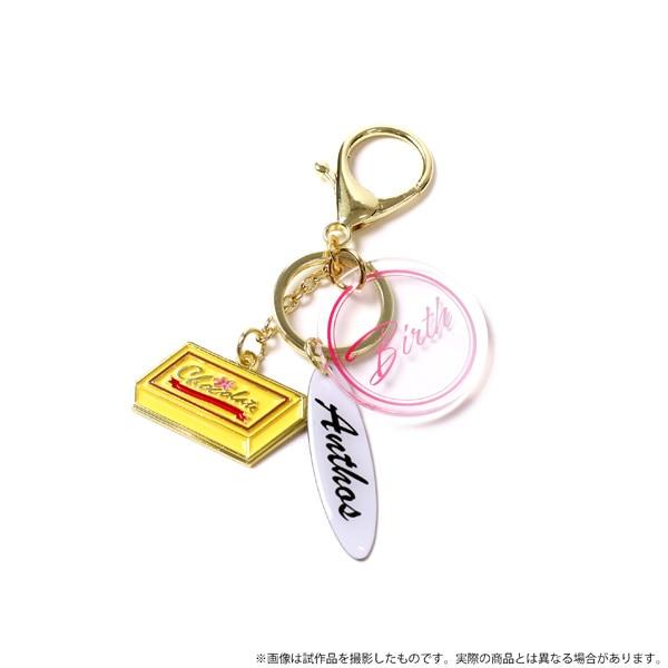 【受注生産】華Doll*「Flowering」メモリアル キーリング Birth ver.