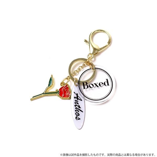 【受注生産】華Doll*「Flowering」メモリアル キーリング Boxed ver.