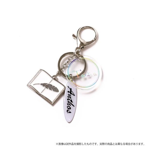 【受注生産】華Doll*「Flowering」メモリアル キーリング For... ver.