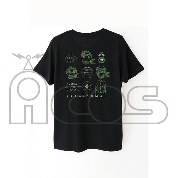 さらざんまい イメージモチーフTシャツ カッパたち