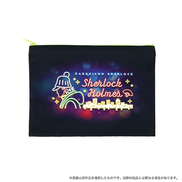 歌舞伎町シャーロック フラットポーチ