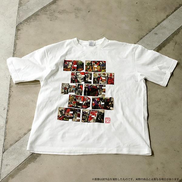 ドロヘドロ(原作版) TシャツB DOROHEDORO【受注生産商品】