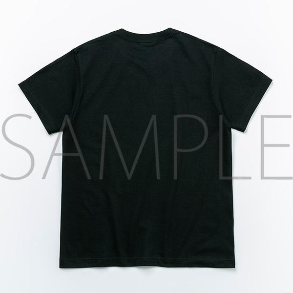 ジャムム レッチリTシャツ(サークル・黒)  Sサイズ