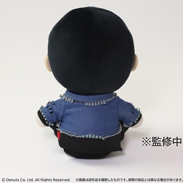 ブラックスター -Theater Starless- ぬいぐるみ(2周年記念☆きみとふれんず) モクレン