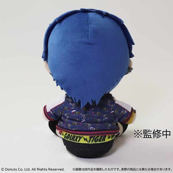 ブラックスター -Theater Starless- ぬいぐるみ(2周年記念☆きみとふれんず) 藍