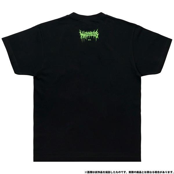 電音部 ーdenonbuー MNG × 電音部Tシャツ 茅野 ふたば XL