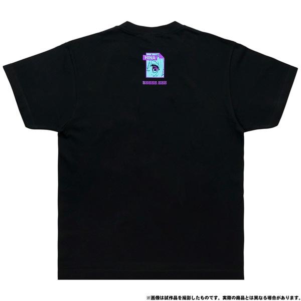 電音部 ーdenonbuー MNG × 電音部Tシャツ 水上 雛 XL