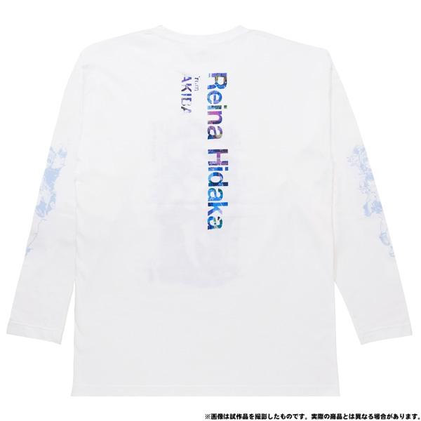 電音部 ーdenonbuー MNG × 電音部ロングTシャツ 日高 零奈 L