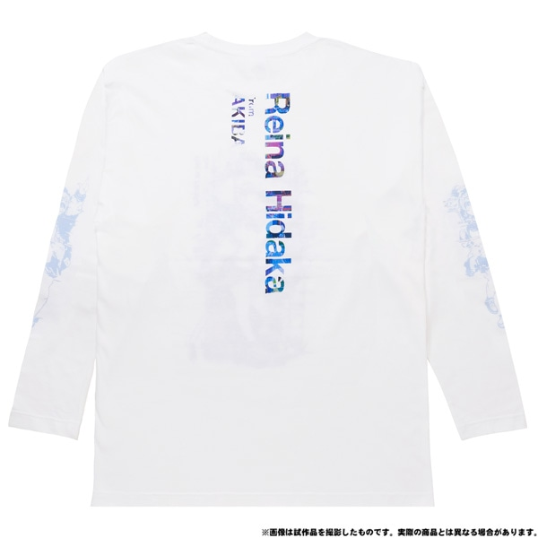 電音部 ーdenonbuー MNG × 電音部ロングTシャツ 日高 零奈 XL