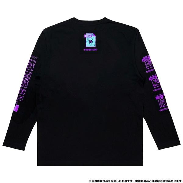 電音部 ーdenonbuー MNG × 電音部ロングTシャツ 水上 雛 XL
