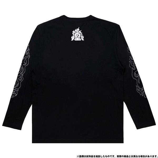 電音部 ーdenonbuー MNG × 電音部ロングTシャツ 鳳凰 火凛 XL