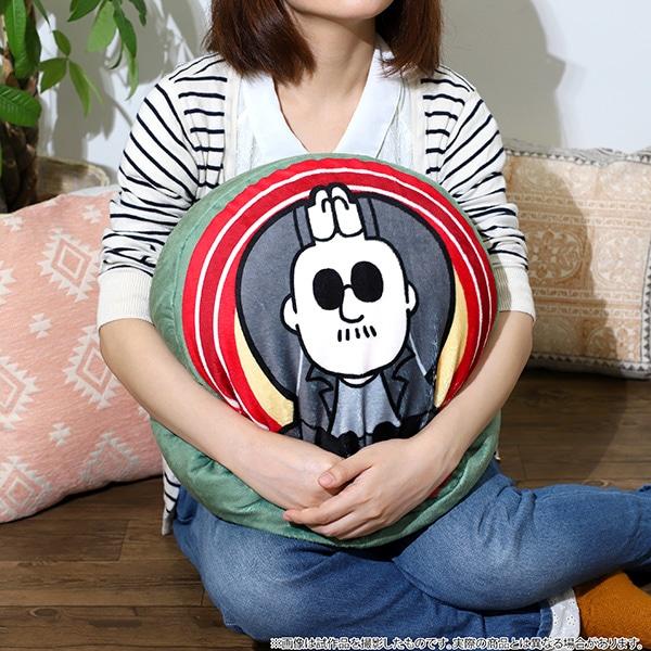 マフィア梶田と中村悠一の「わしゃがなTV」 クッション
