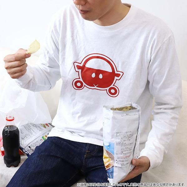 PUI PUI モルカー 長袖Tシャツ M
