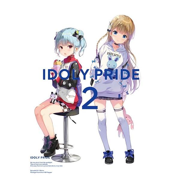 IDOLY PRIDE 2 (完全生産限定)【DVD】 早期予約特典付き