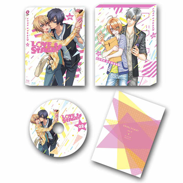 LOVE STAGE!! Blu-ray限定版 第2巻