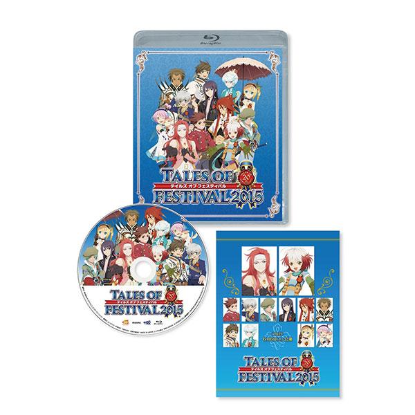 テイルズ オブ フェスティバル 2015 Blu-ray 通常版(1日目)