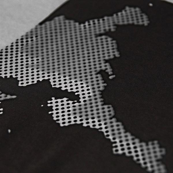 天気の子展 beanxious  Tシャツグレー L