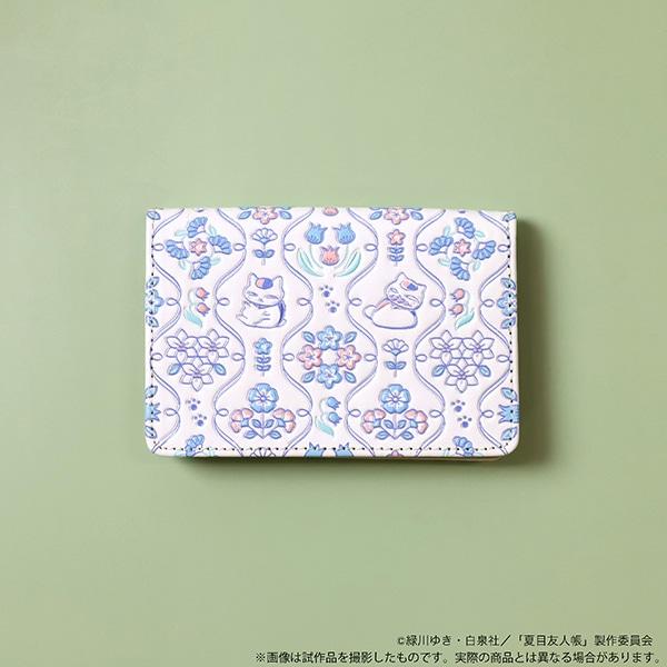 夏目友人帳 ニャンコ先生浅草文庫カードケース【受注生産商品】