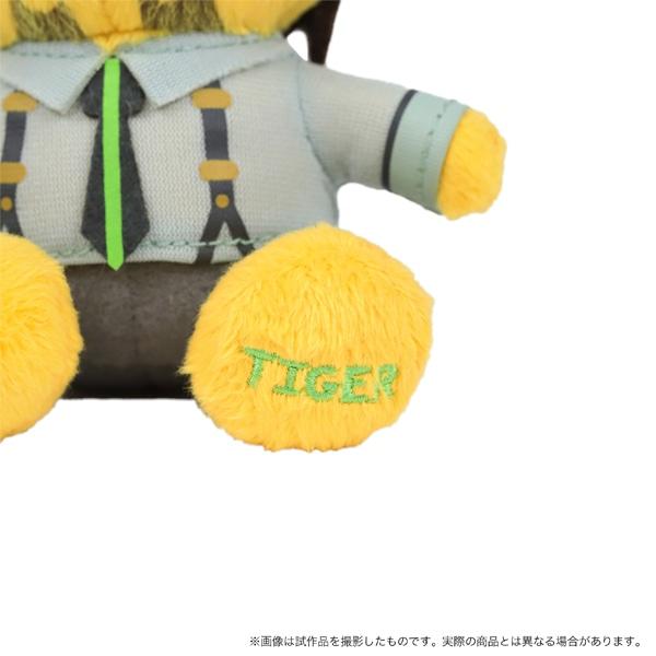 劇場版 TIGER & BUNNY -The Rising- ぬいぐるみキーチェーンセット 虎徹&バーナビー【受注生産商品】