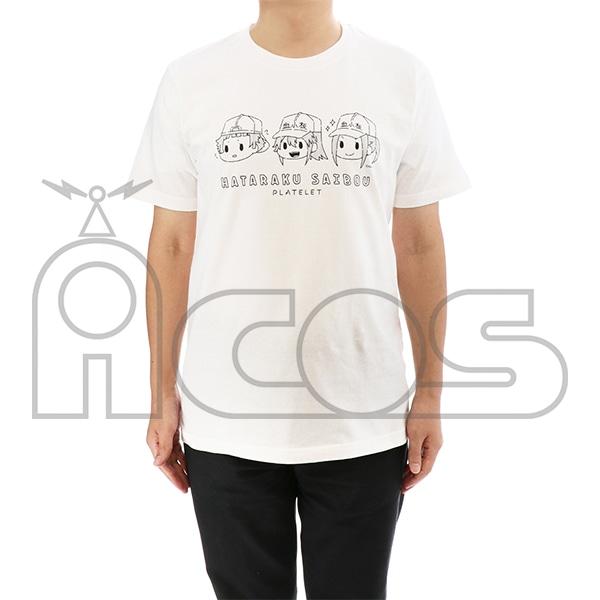 はたらく細胞 血小板Tシャツ