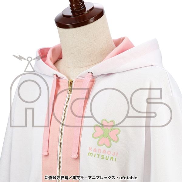 鬼滅の刃 イメージパーカー 甘露寺蜜璃 M