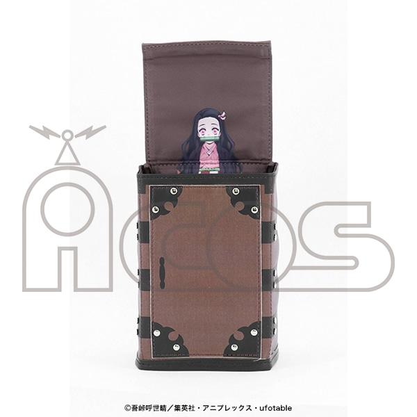 鬼滅の刃 炭治郎の背負う箱型ポーチ